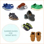 7 Summer Shoes for Baby Boys