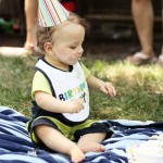 Levi's second 1st birthday party