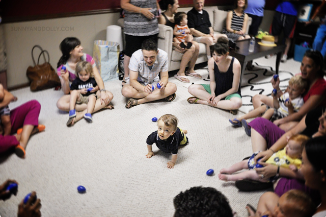 baby music class party