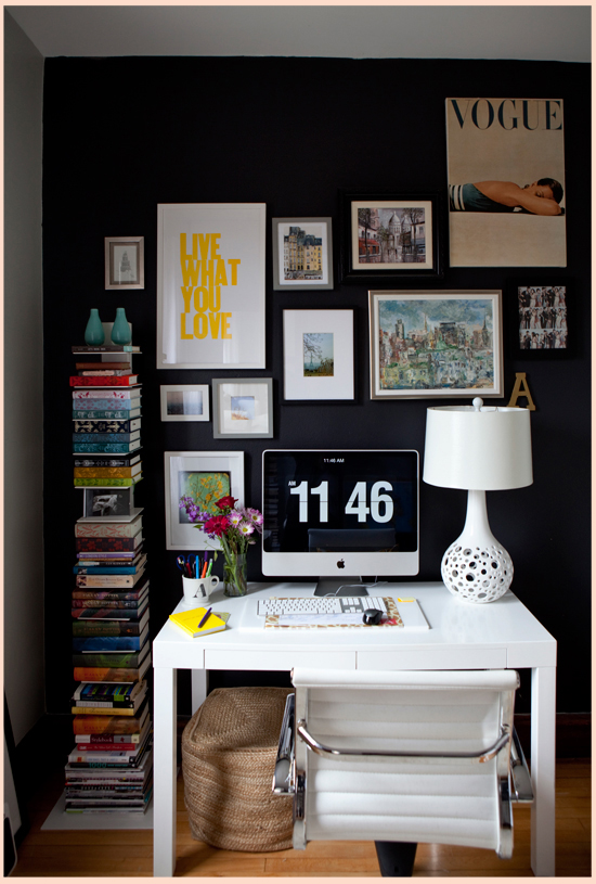 Live Creating Yourself Home Office