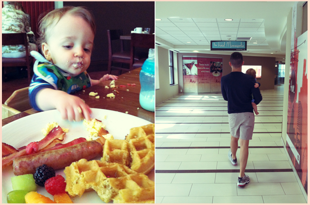 A 24 hour road trip to minneapolis with a toddler for Ikea hours minneapolis