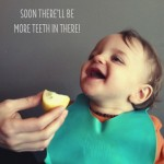 Toddler teething: Round 2