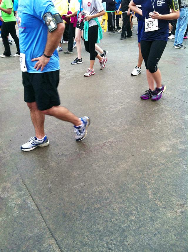 10K race runners