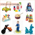 Small for Big's 9 Top Toys for Toddlers