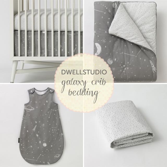 Dwellstudio S Galaxy Crib Bedding