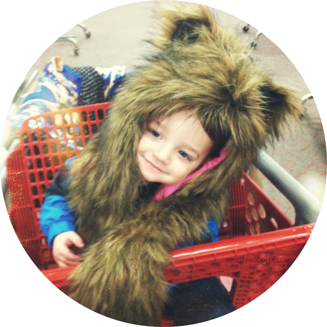 Bunny & Dolly Neiman Marcus Target Collaboration Kids Hat