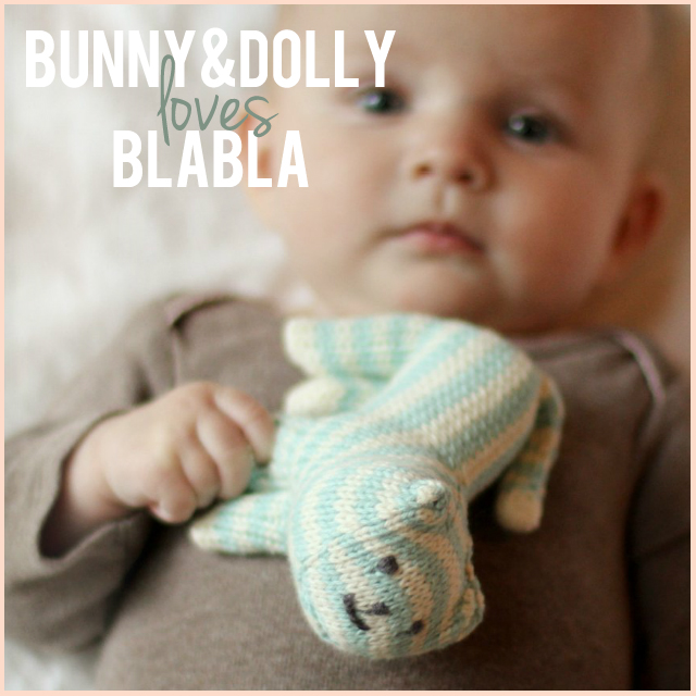 Bunny & Dolly loves BlaBla rattles