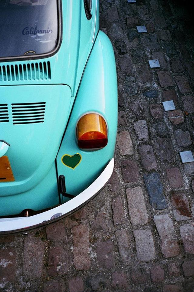 1972 VW beetle car