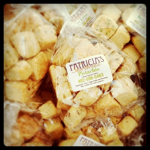 patricia's shortbread pistachio