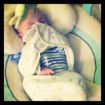 a swaddle situation