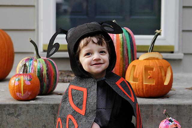 halloween toddler bug costume