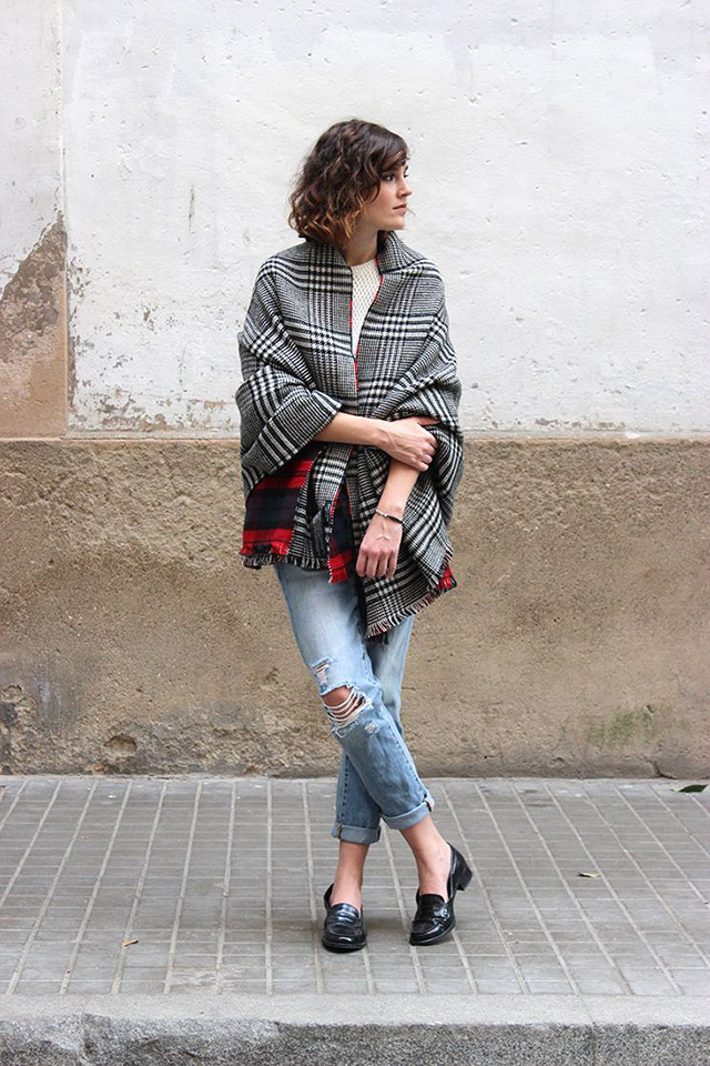 3 Fall Trends Blanket Scarf | A Girl Named PJ