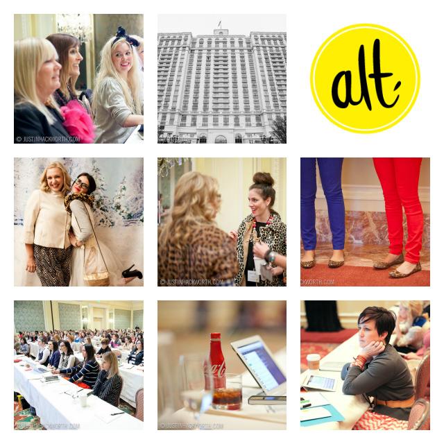 Alt Summit SLC 2012 Collage
