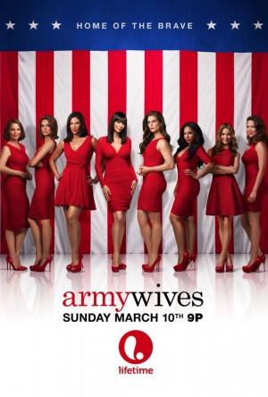 #ArmyWives Season 7 posterr bunnyanddolly.com