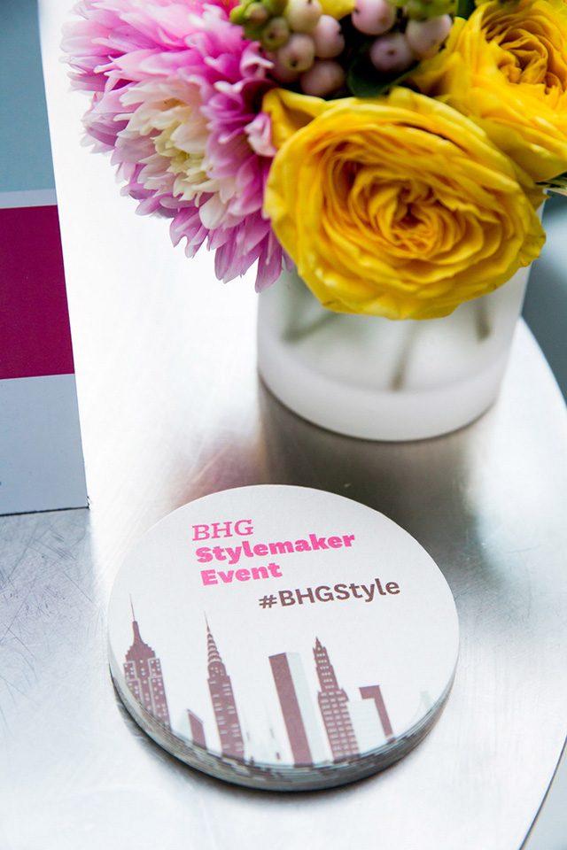 BHG Stylemaker Event #BHGStyle