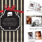 Family photo books and other holiday gifts