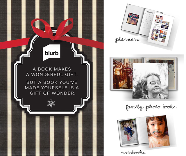 create photo gfit books with blurb holiday gift guide