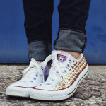 Easy DIY sneaker makeovers