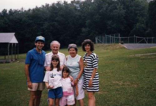 camp blue ridge 1990