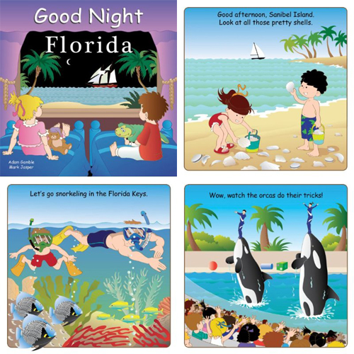 Good Night Florida board book