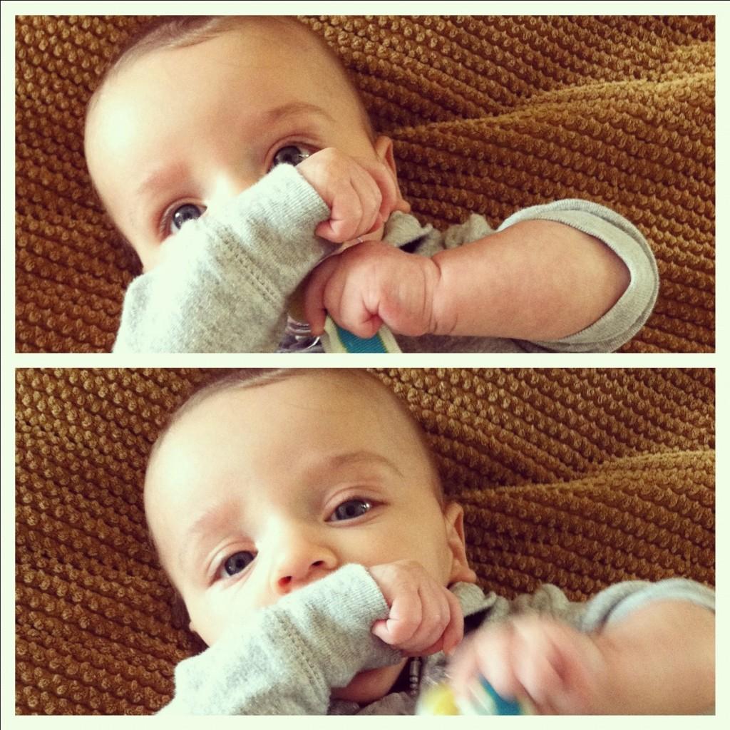 baby-grabbing-pacifier