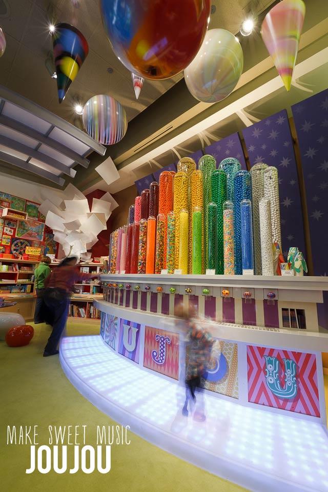 JouJou Toys Store - Grand America Hotel - bunnyanddolly.com