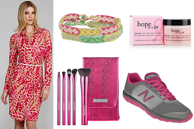 Lifetime Moms Breast Cancer Awareness Products