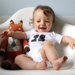 levi's monthly photo (eleven months old)