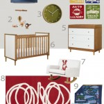 Nursery Inspiration Board: Transit Authority