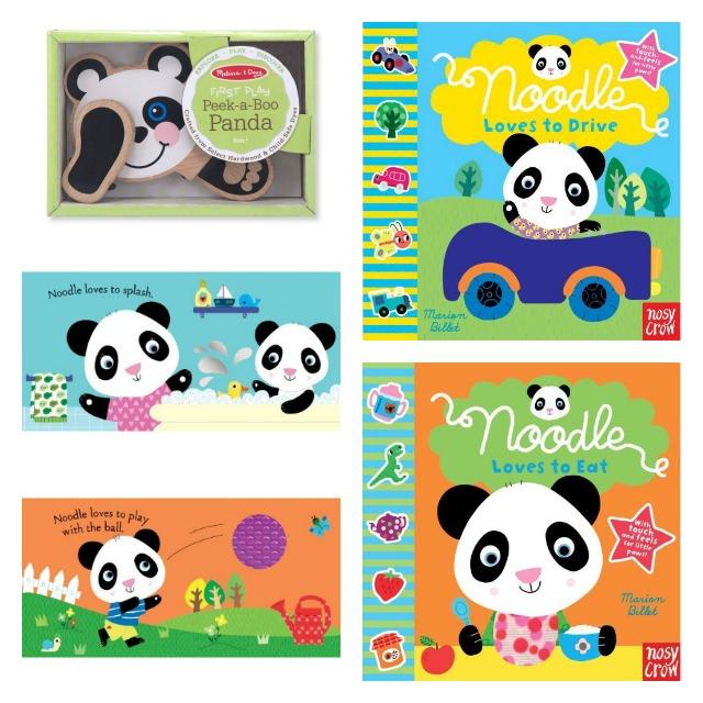 PandaBabyShowerGift