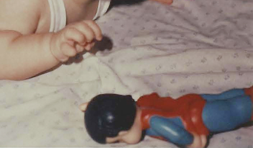 My Superman Doll