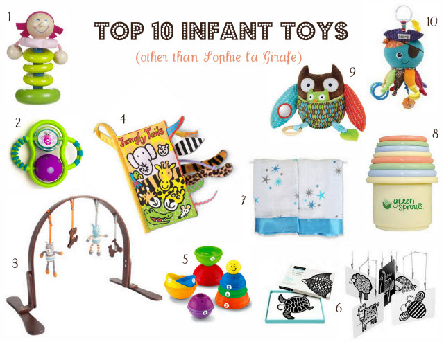 10 Best Baby Toys : Top infant toys