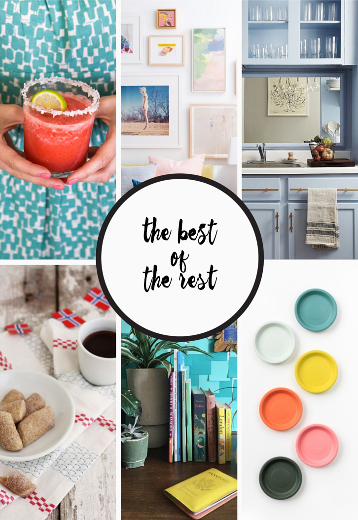 The Best of the Rest for May 1, 2015 | A Girl Named PJ