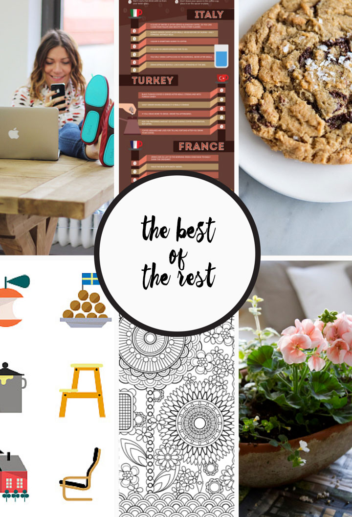 The Best of The Rest link roundup | A Girl Named PJ