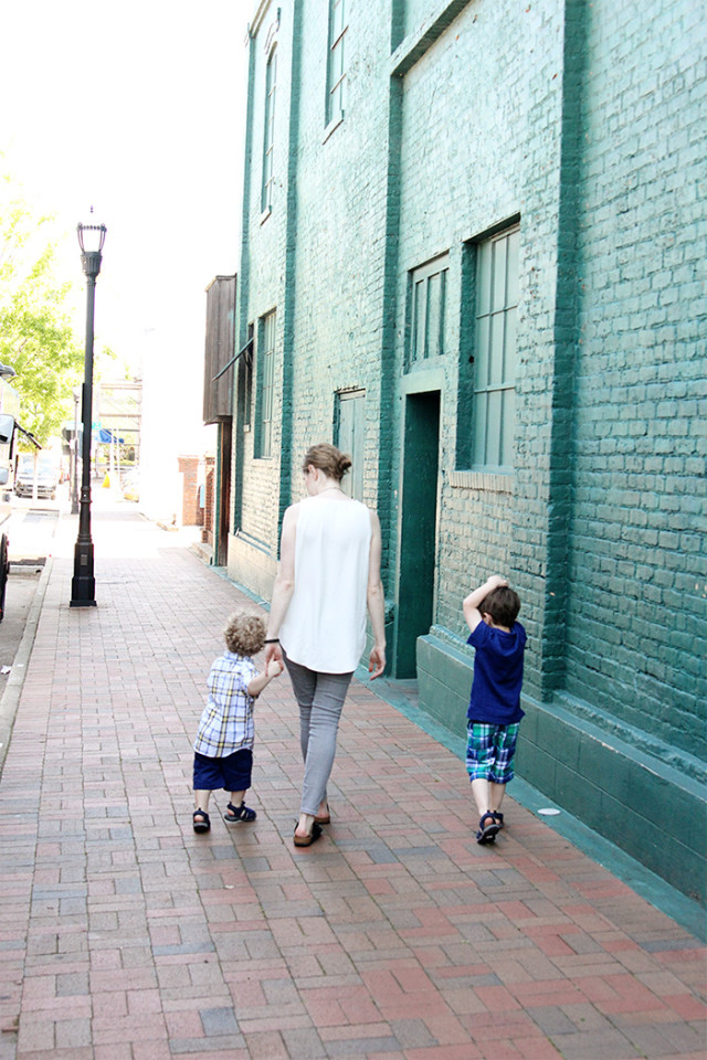 One Big Happy Mother's Day with Gymboree and thoughts on raising boys | A Girl Named PJ