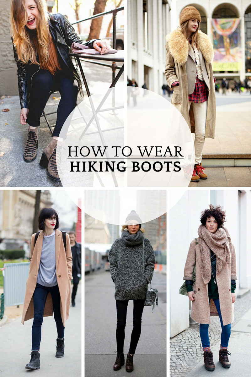 9 stylish ways to wear hiking boots a girl named pj. Black Bedroom Furniture Sets. Home Design Ideas