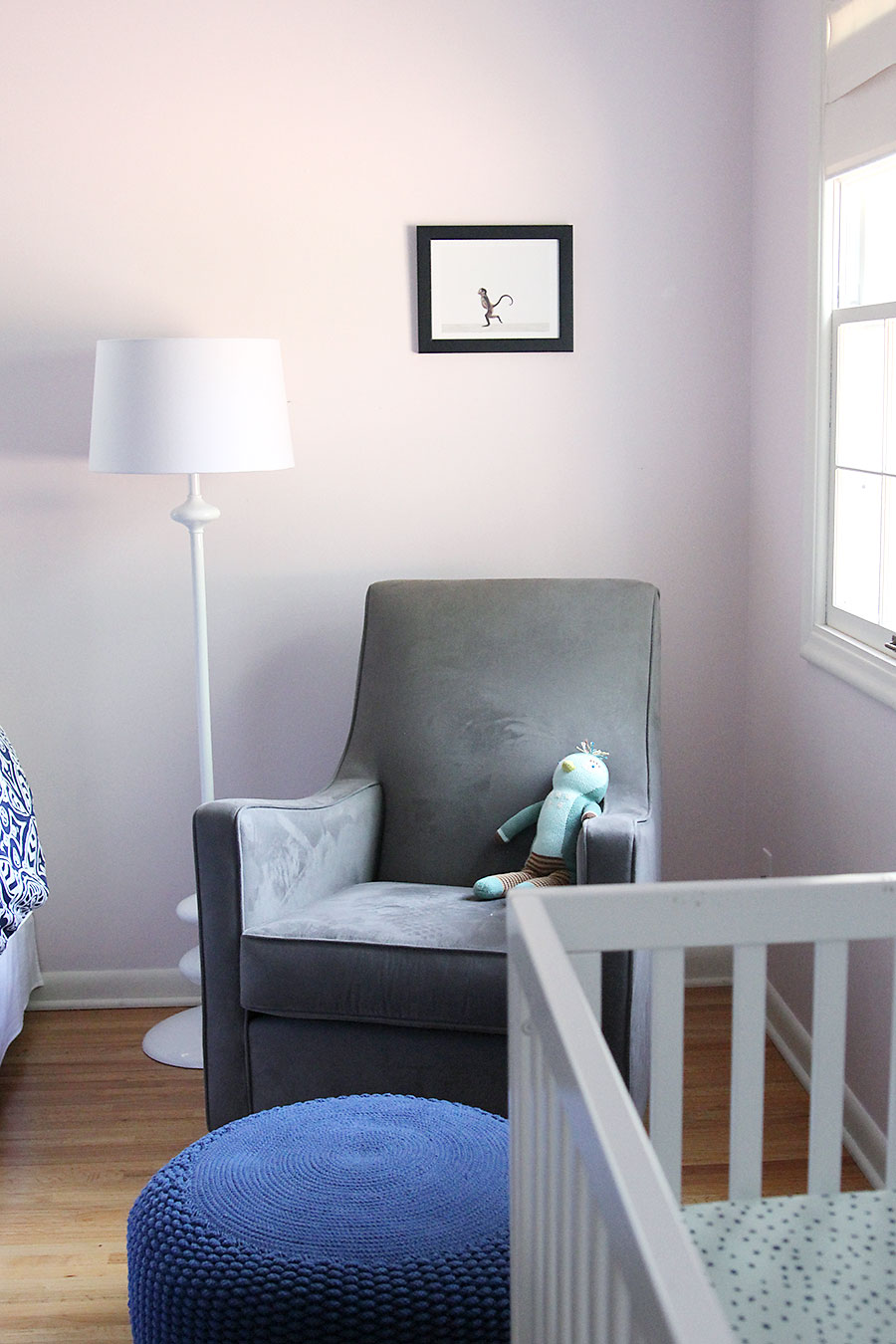 Multi Purpose Guest Bedroom Home Tour A Multi Purpose Nursery For Asa A Girl Named Pj