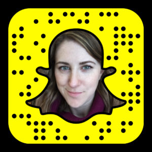 A Girl Named PJ Snapchat Snapcode