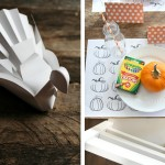 Thanksgiving printables to entertain the kids (and keep them out of the kitchen)