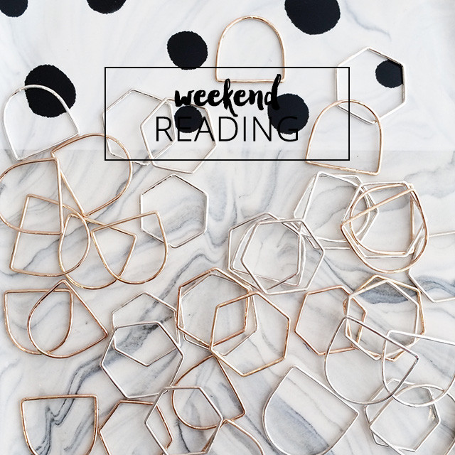 Weekend reading: A Girl Named PJ's weekly link roundup