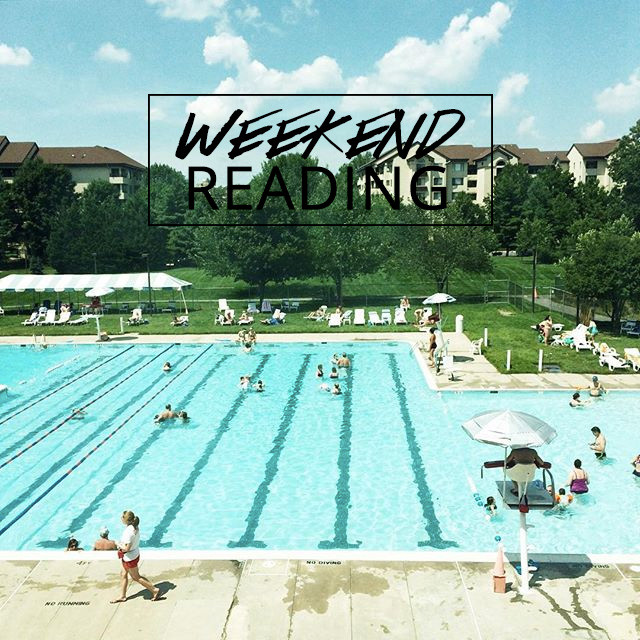 A Girl Named PJ Weekend Reading: Link Roundup