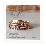 PSA: catbird stacking ring sale