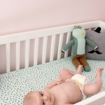Choosing art for a baby's nursery