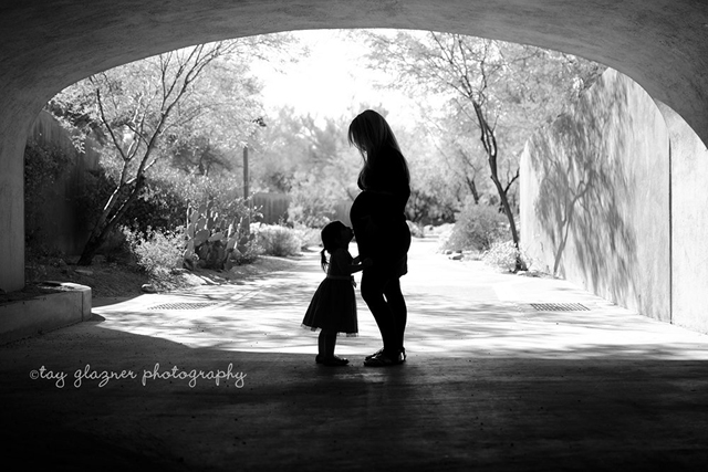 Being Pregnant maternity photo