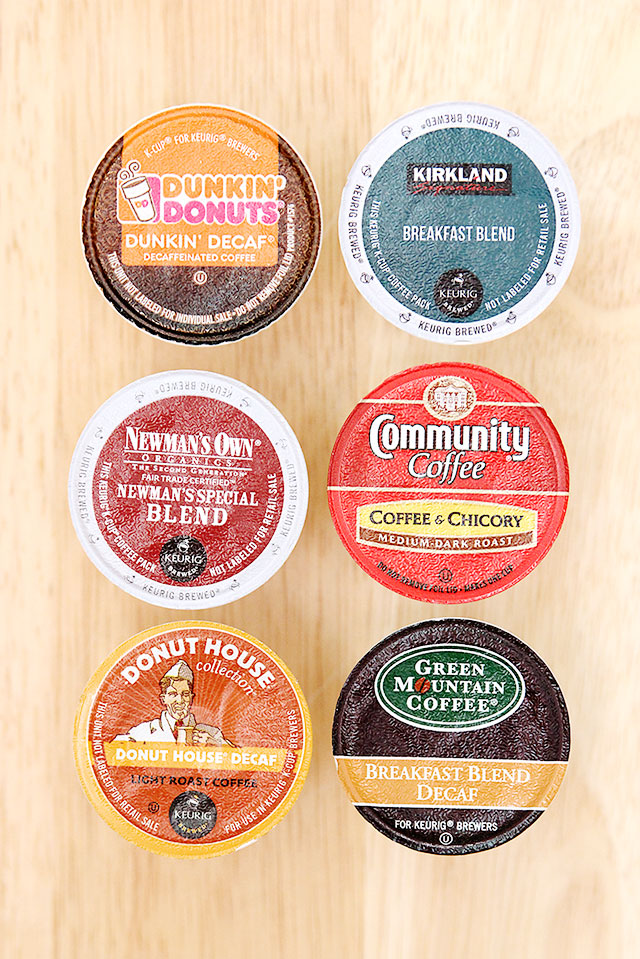 The Best K-Cup Coffee | A Girl Named PJ