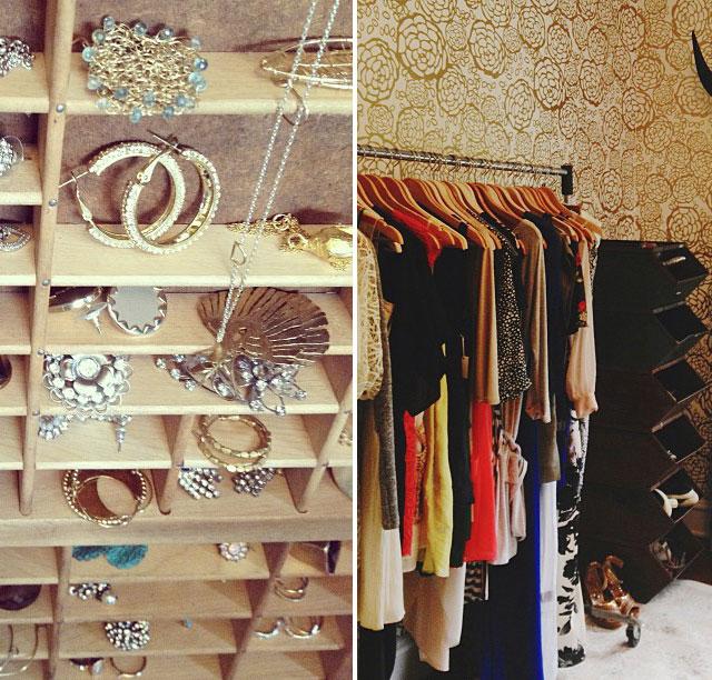 Dallas Shaw's closet on Instagram | www.bunnyanddolly.com