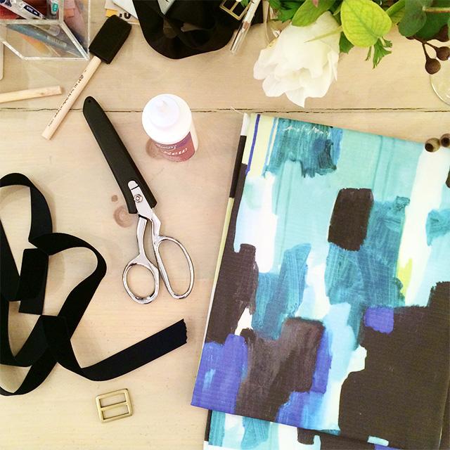 DIY Envelope iPad Case | A Girl Named PJ