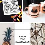 Happy DIY Halloween