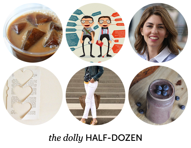 The Dolly Half-Dozen #linksilove on www.bunnyanddolly.com