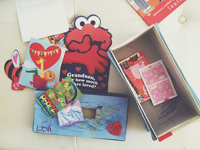 Elmo Valentine's Day card bunnyanddolly.com
